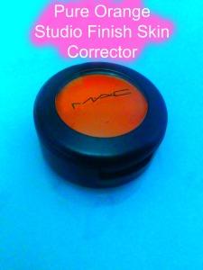 Pure Orange corrector