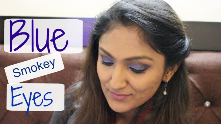 Blue Smokey Eye : Video