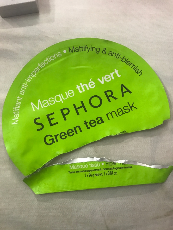 Sephora Sheet Mask : First Impressions